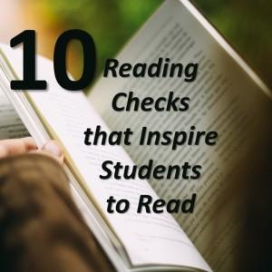 10 Reading Checks